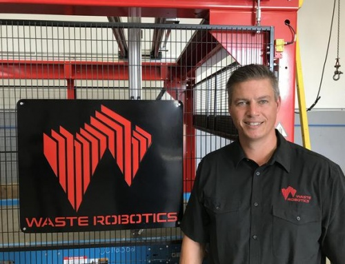 Waste Robotics welcomes Nicolas Bélanger, a veteran professional in municipal solid waste recycling!