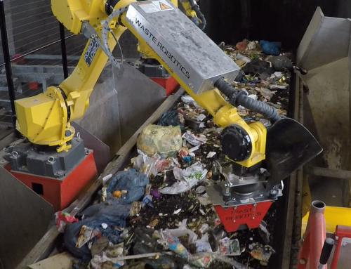 Fondaction Invests in Waste Robotics